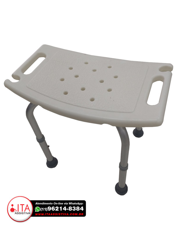 Banco Ortopédico de Banho para Acessibilidade - Ref.: AC3005