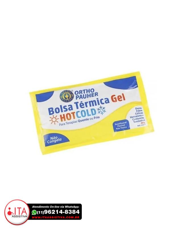 Bolsa Térmica de Gel HOTCOLD AC-073