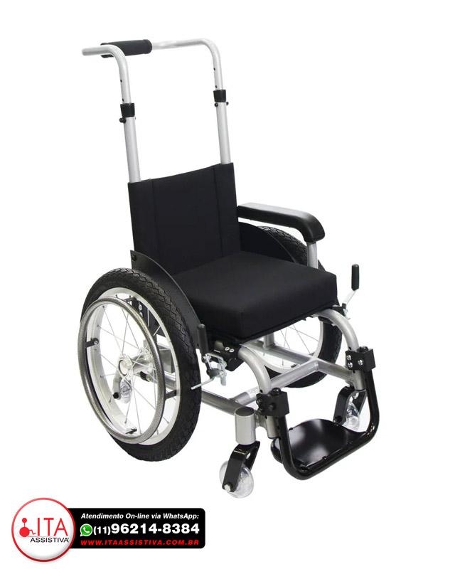 Cadeira de Rodas Ágile Baby - Jaguaribe