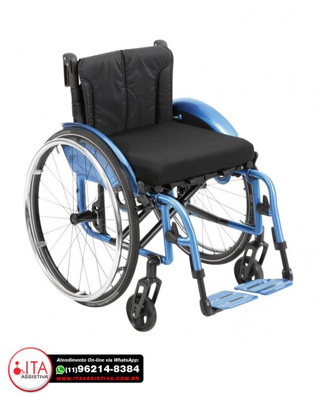 Cadeira de Rodas Avantgarde 4 - Ottobock