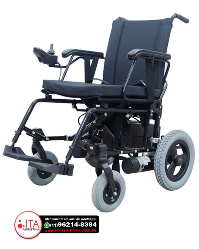 Cadeira de Rodas Compact - Motorizada