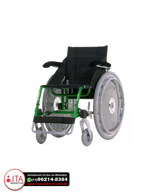 Cadeira de Rodas Life - Manual