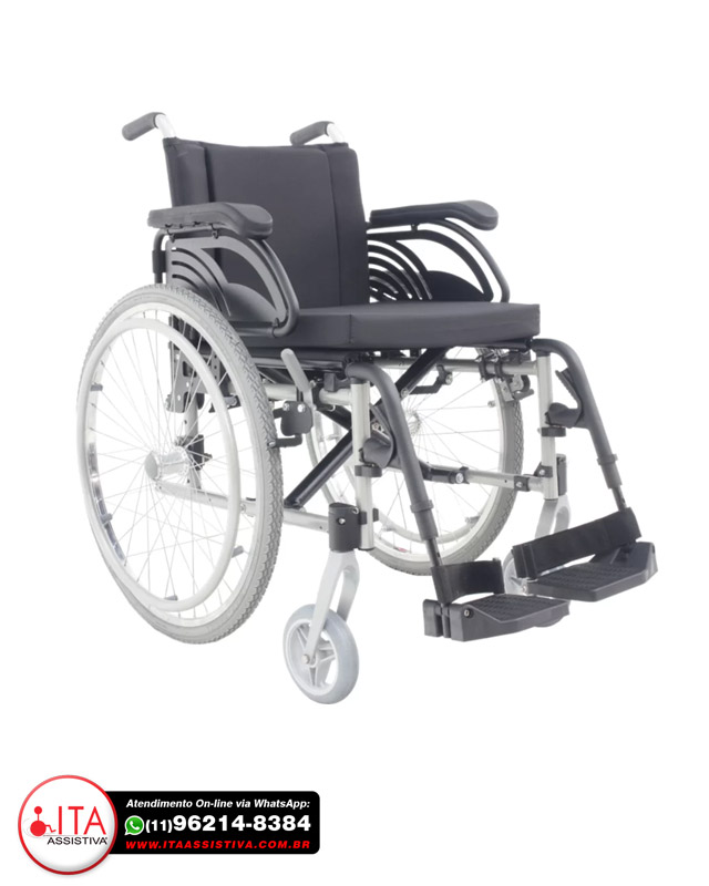 Cadeira de Rodas Lumina - Manual