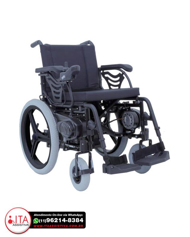 Cadeira de Rodas Lumina - Motorizada