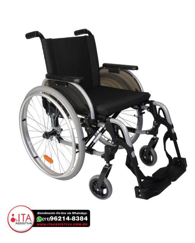Cadeira de Rodas M2 - Ottobock