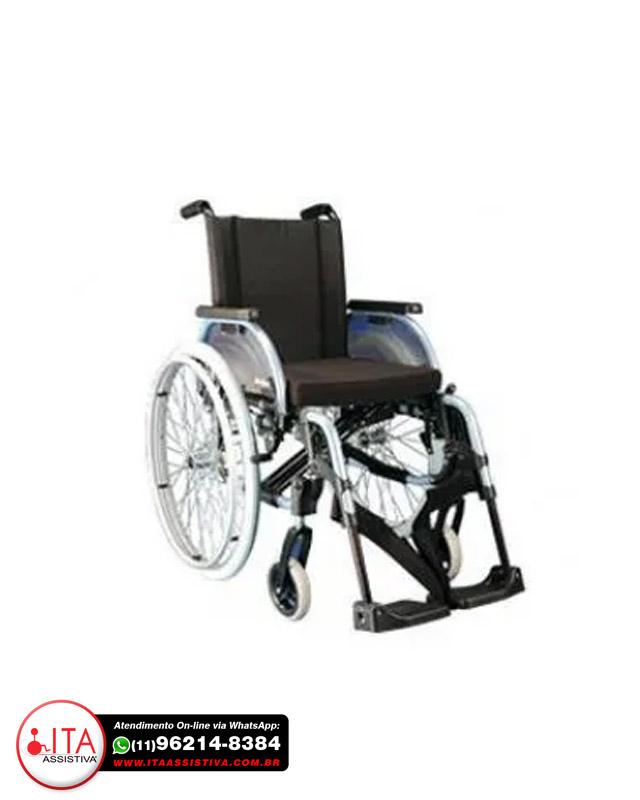 Cadeira de Rodas M3 Hemi - Ottobock