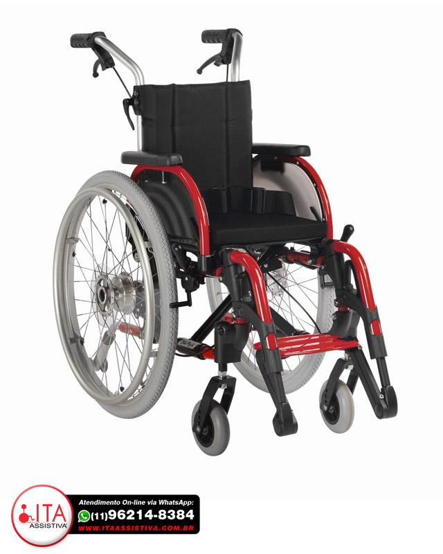 Cadeira de Rodas M6 Junior - Ottobock