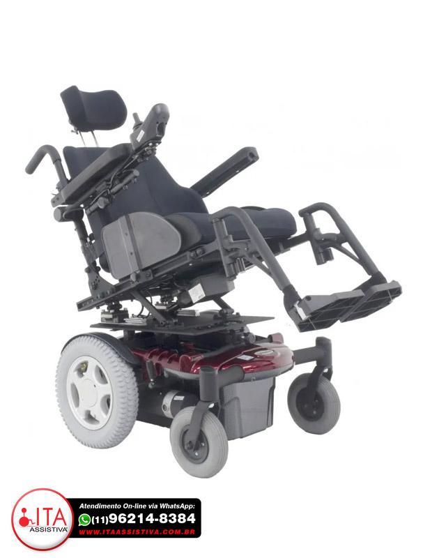 Cadeira de Rodas Millenium C - Motorizada