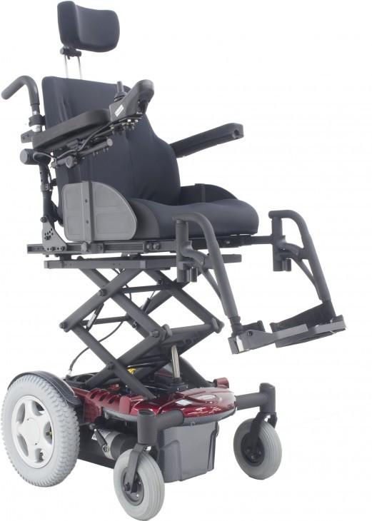 Cadeira de Rodas Millenium R - Motorizada