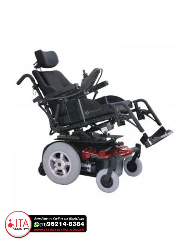 Cadeira de Rodas Millenium RT - Motorizada