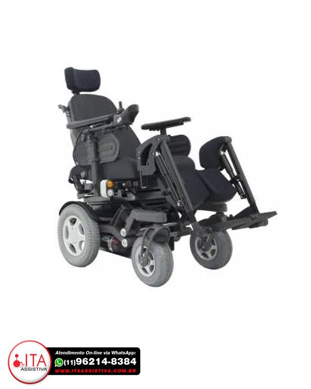 Cadeira de Rodas Millenium RX - Motorizada