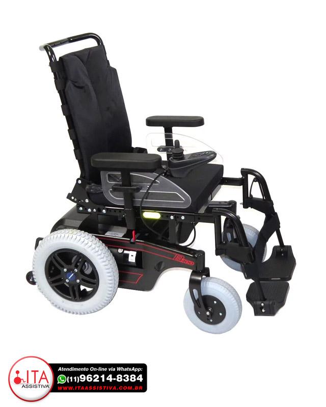 Cadeira de Rodas Motorizada B 400 - Ottobock
