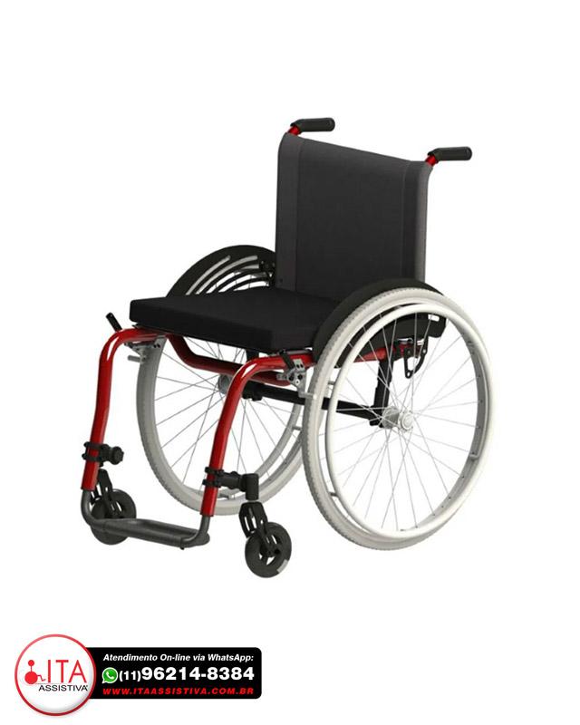 Cadeira de Rodas Speed - Jaguaribe