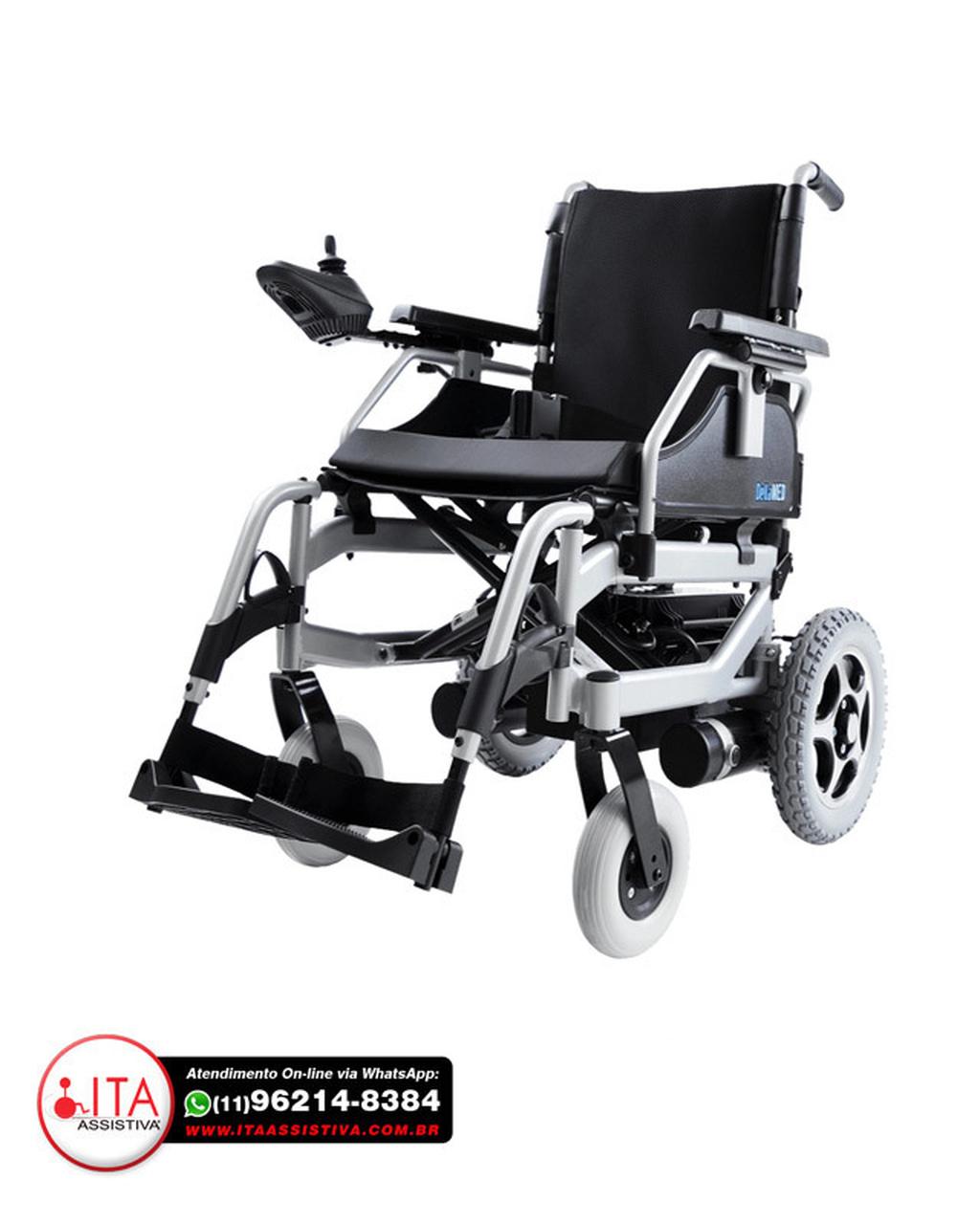 Cadeira Motorizada D1000