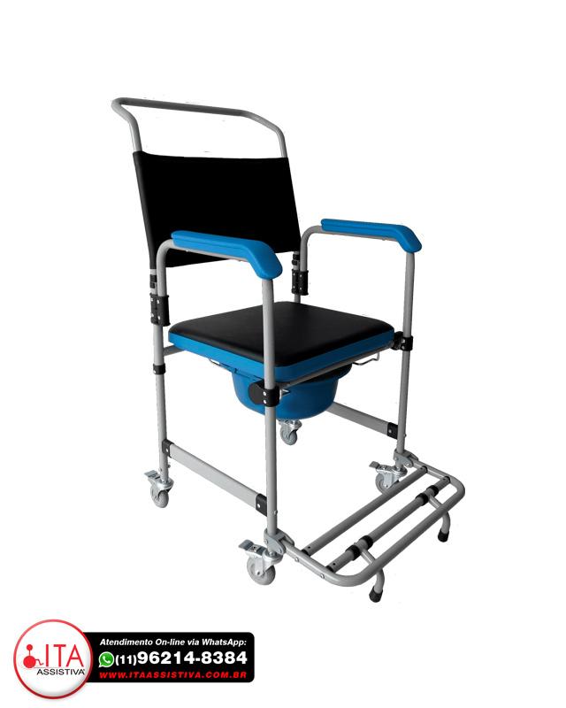Cadeira para Higiene D50
