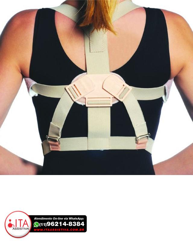 Espaldeira Elástica para Postura DL 290