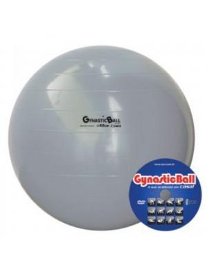 Gynastic Ball Ø65cm - c/DVD de Exercícios