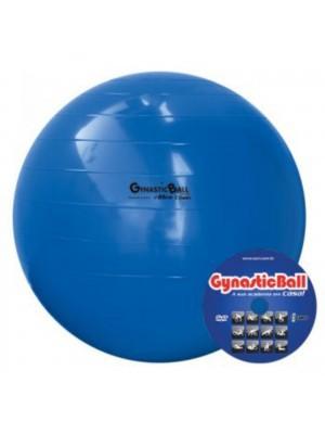 Gynastic Ball Ø85cm - c/DVD de Exercícios