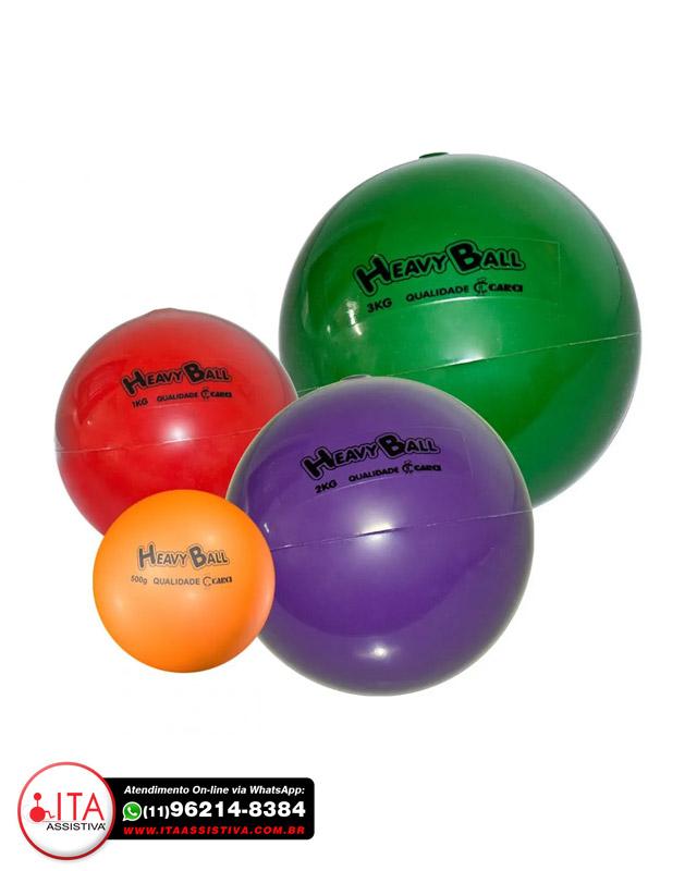 Heavy Ball - Bola para Exercícios