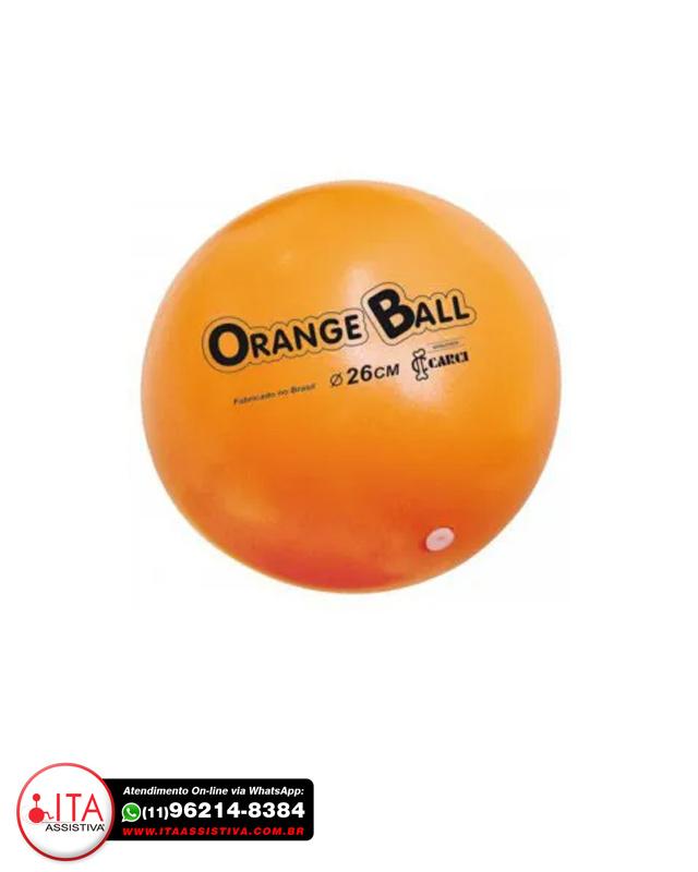 Orange Ball - Bola para Exercícios