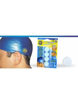 Protetor de Ouvido de Silicone - Ref.: 4040