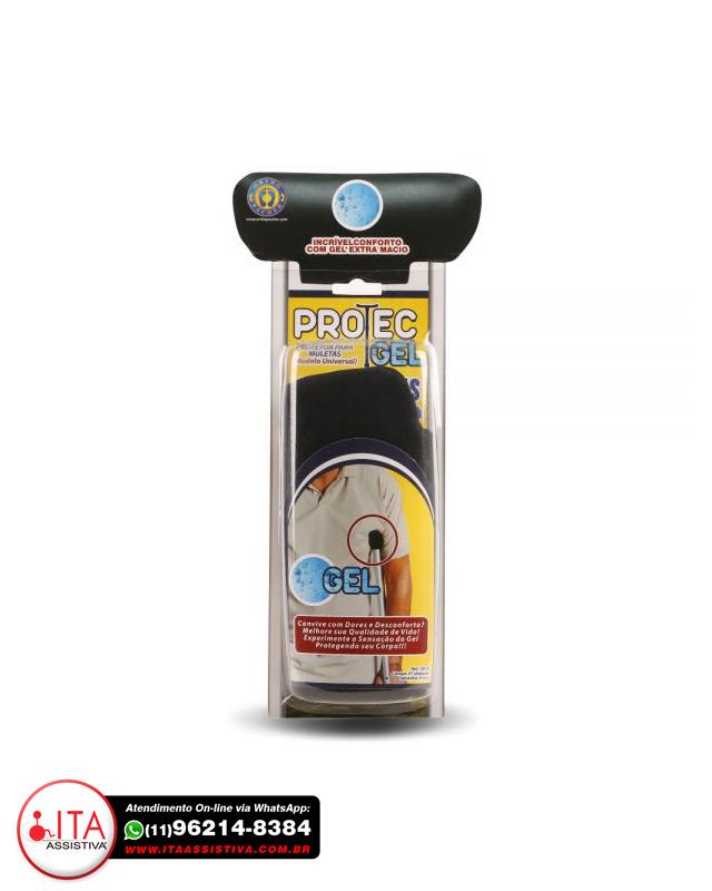 Protetor Para Muletas (Modelo Universal) - Ref.: 3510