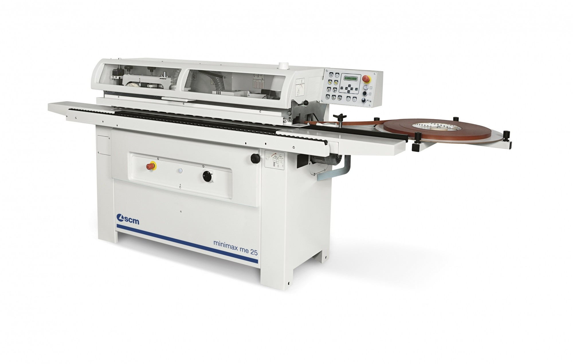 Coladeira de Borda Automática Minimax ME25