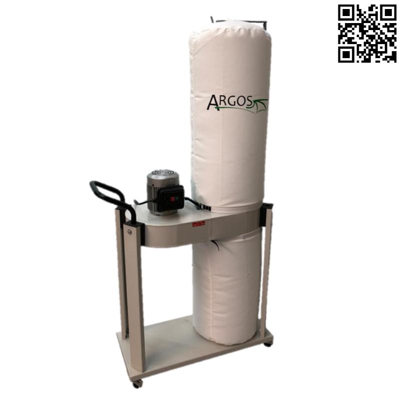 Coletor de Pó Argos AS-01