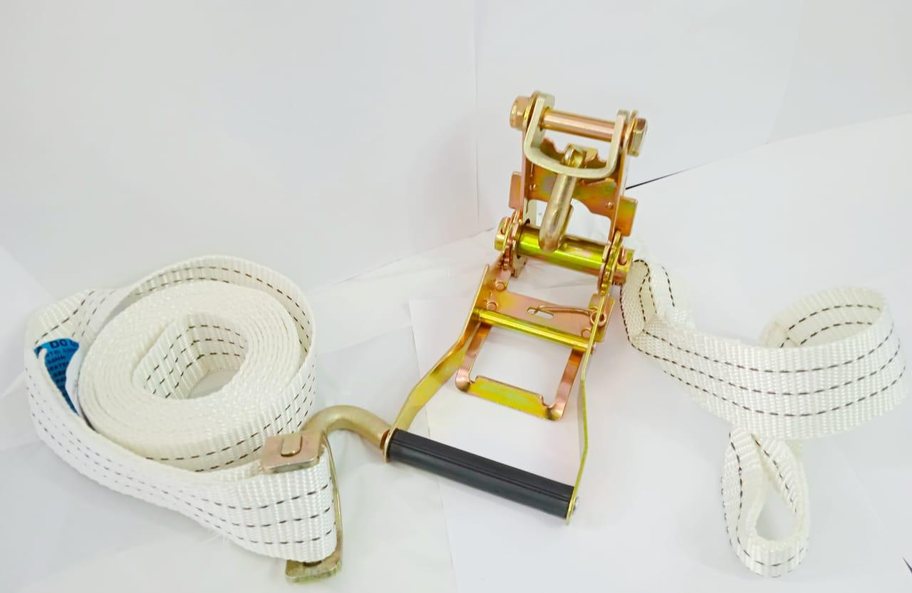 Kit Guincho (amarração) Barrigueira de pano 3m 3ton