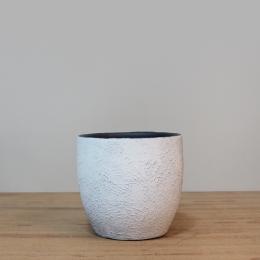Vaso Cerâmica Emil Banco D18 A 16