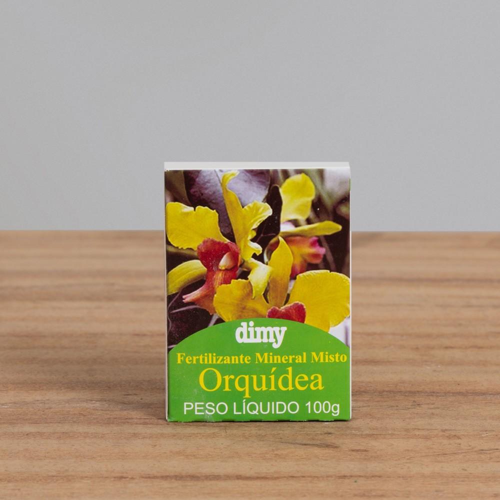 Fertilizante Mineral P/ Orquidea - Dimy