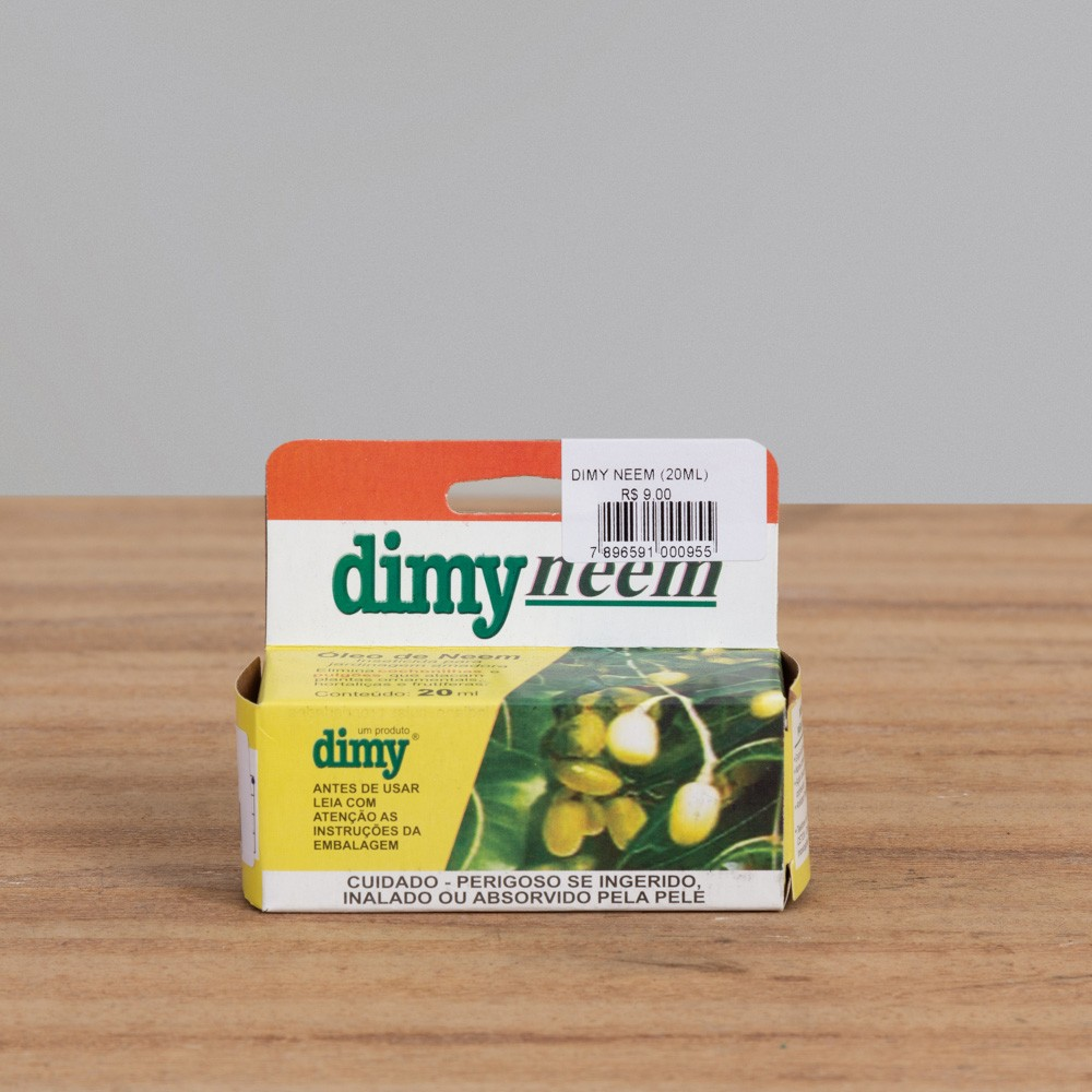 Óleo de Neem - Dimy