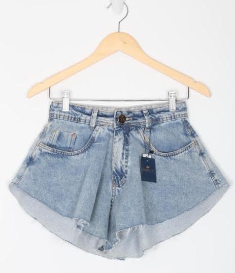 Bermuda - Eruthy Jeans - 34