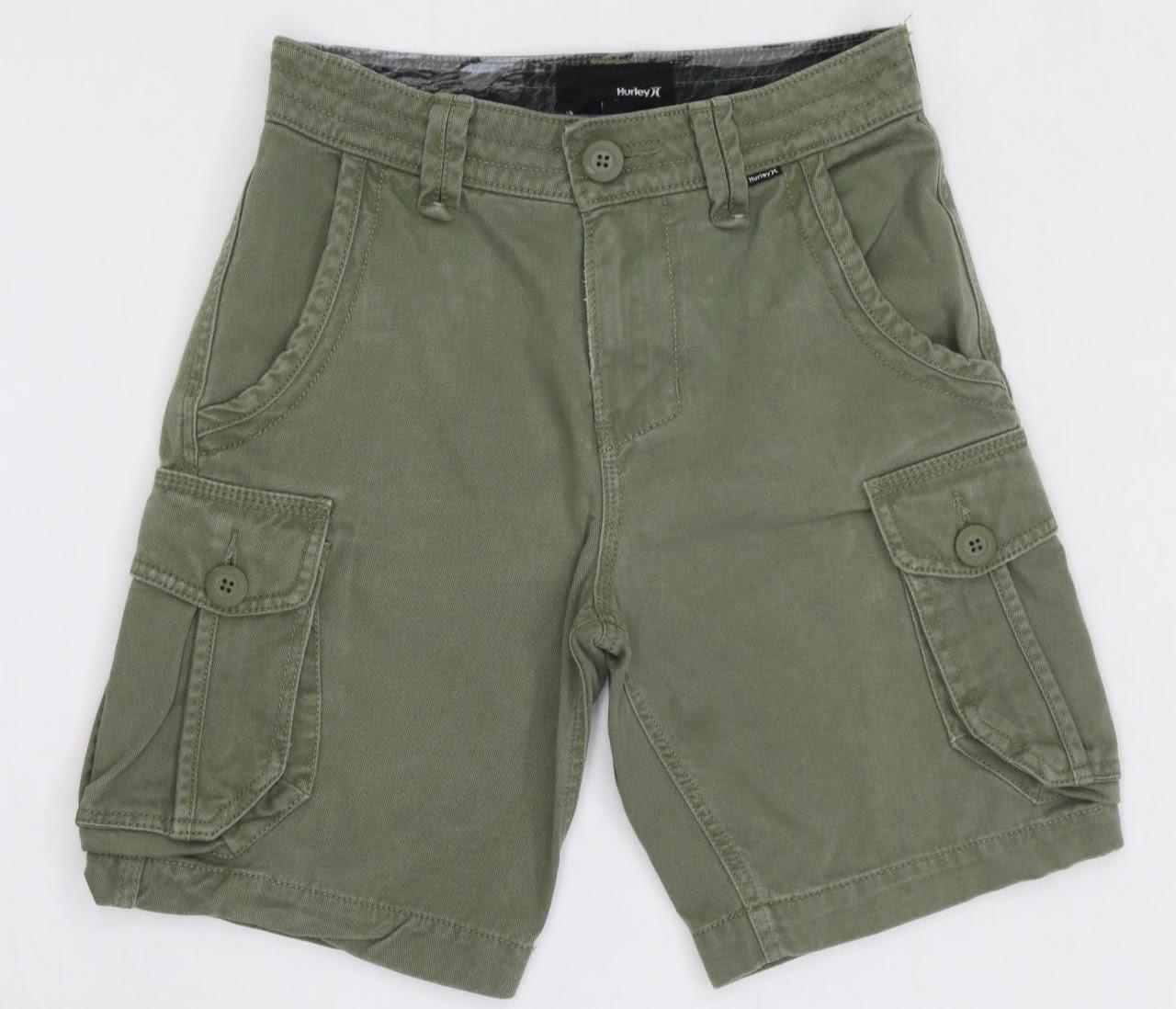 Bermuda cargo - Hurley - 08 Anos