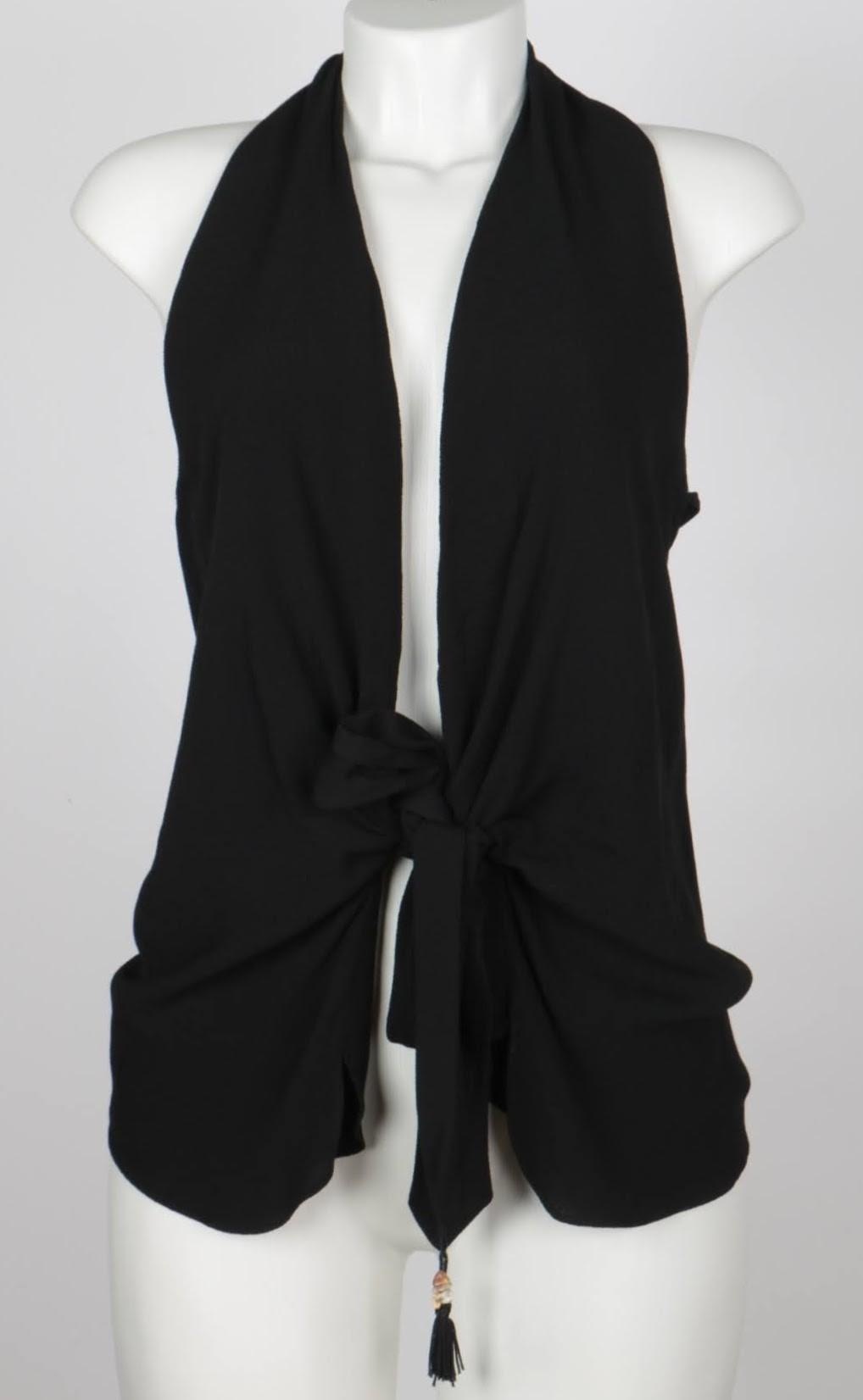 Blusa Frente Ùnica - Cris Barros - 36