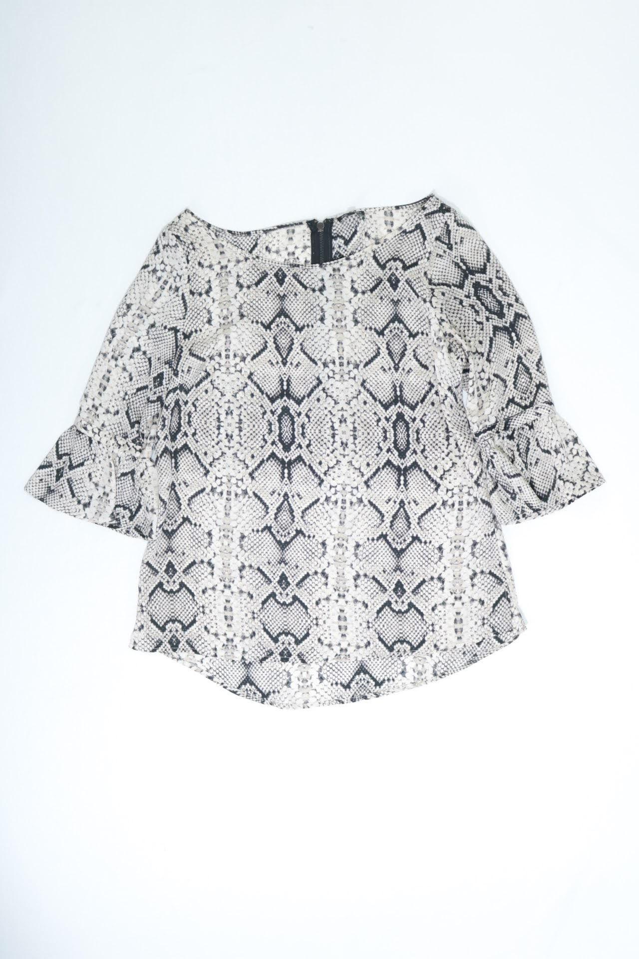 Blusa Le Lis Blanc - Tam P