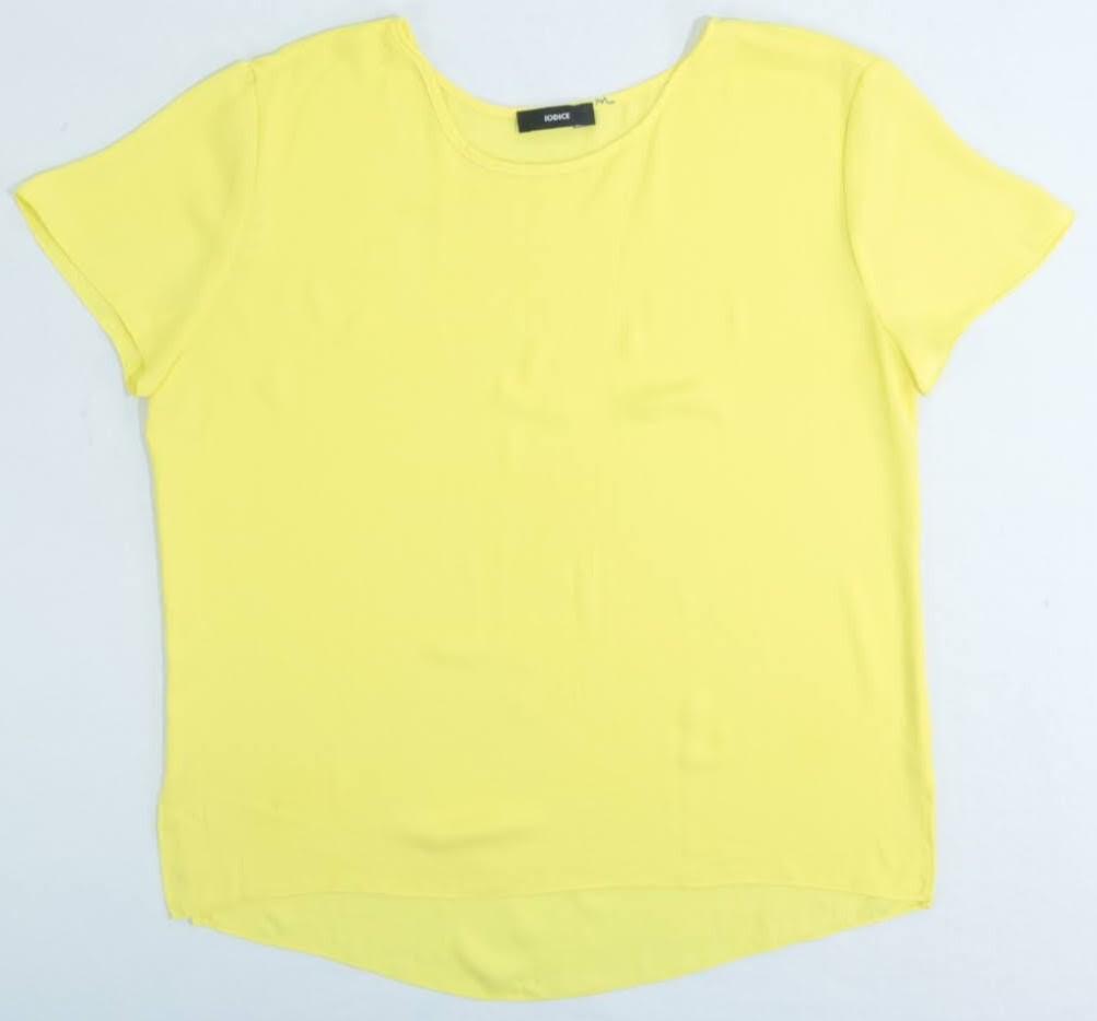 Blusa Manga Curta - Iodice - M