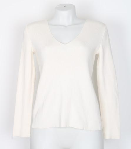 Blusa Manga Longa - Le Lis Blanc - M