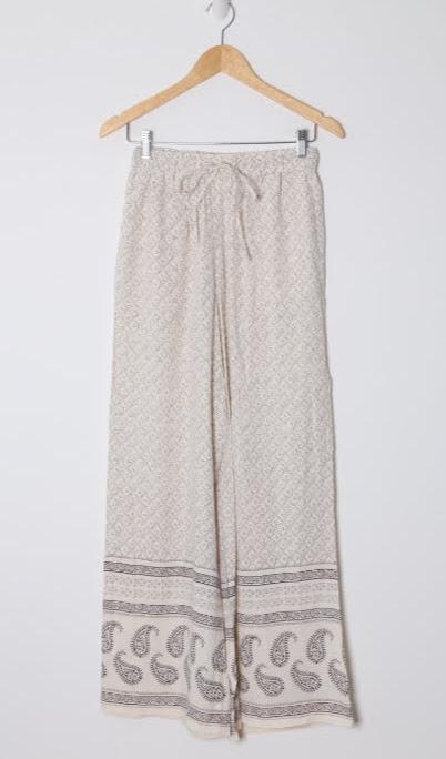 Calça Pantalona Jogger - H&M - 36