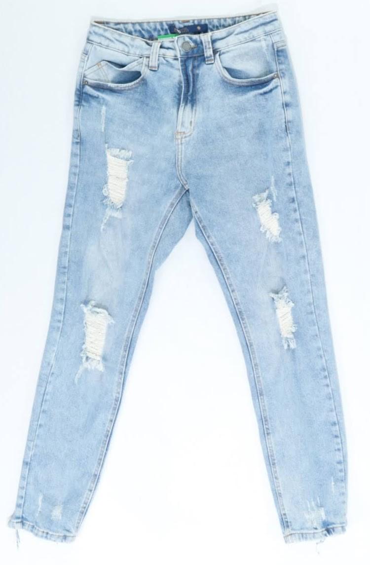 Calça Jeans - Blue Steel - 40