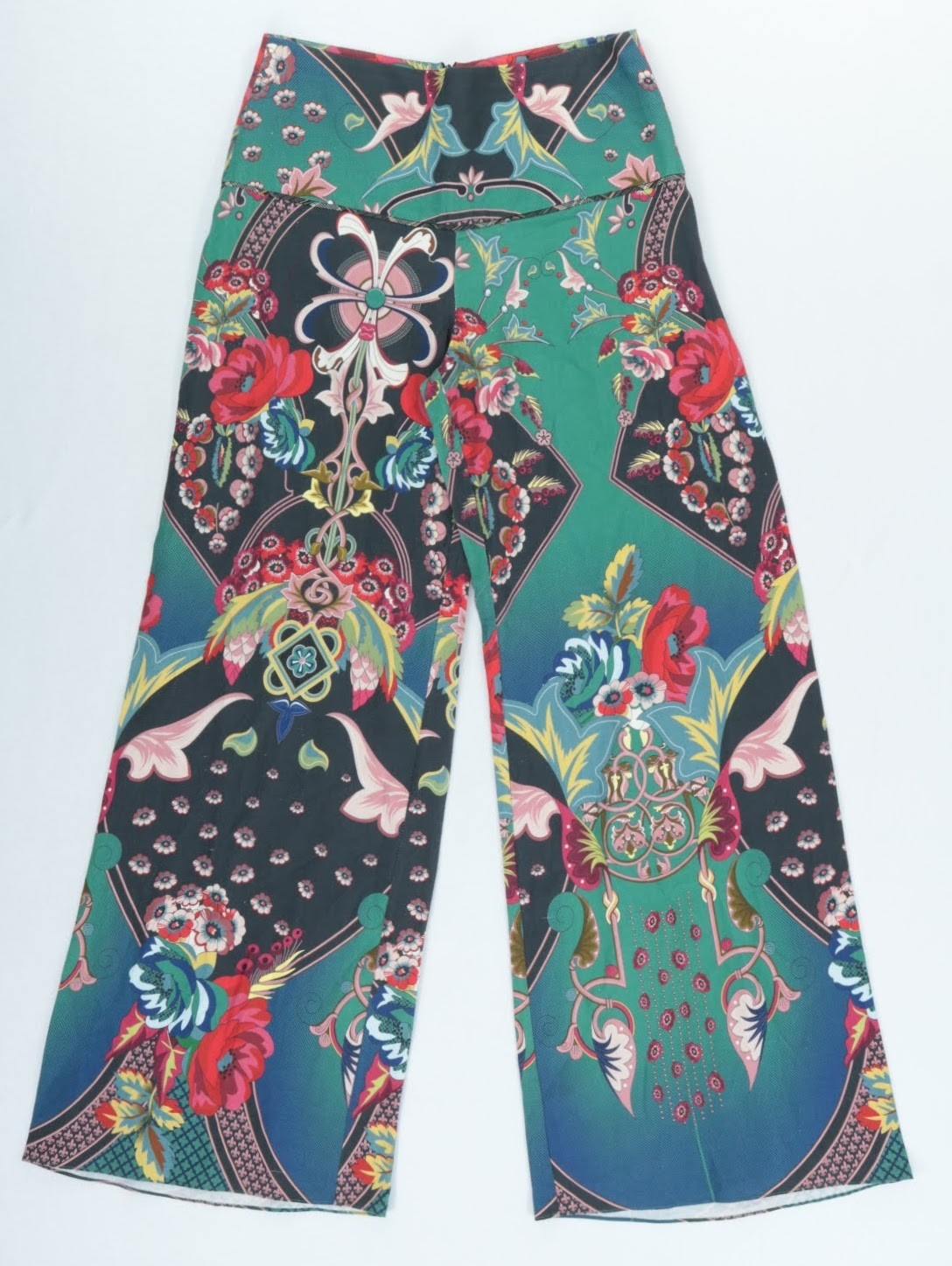 Calça Pantalona - Adriana Barra - 40