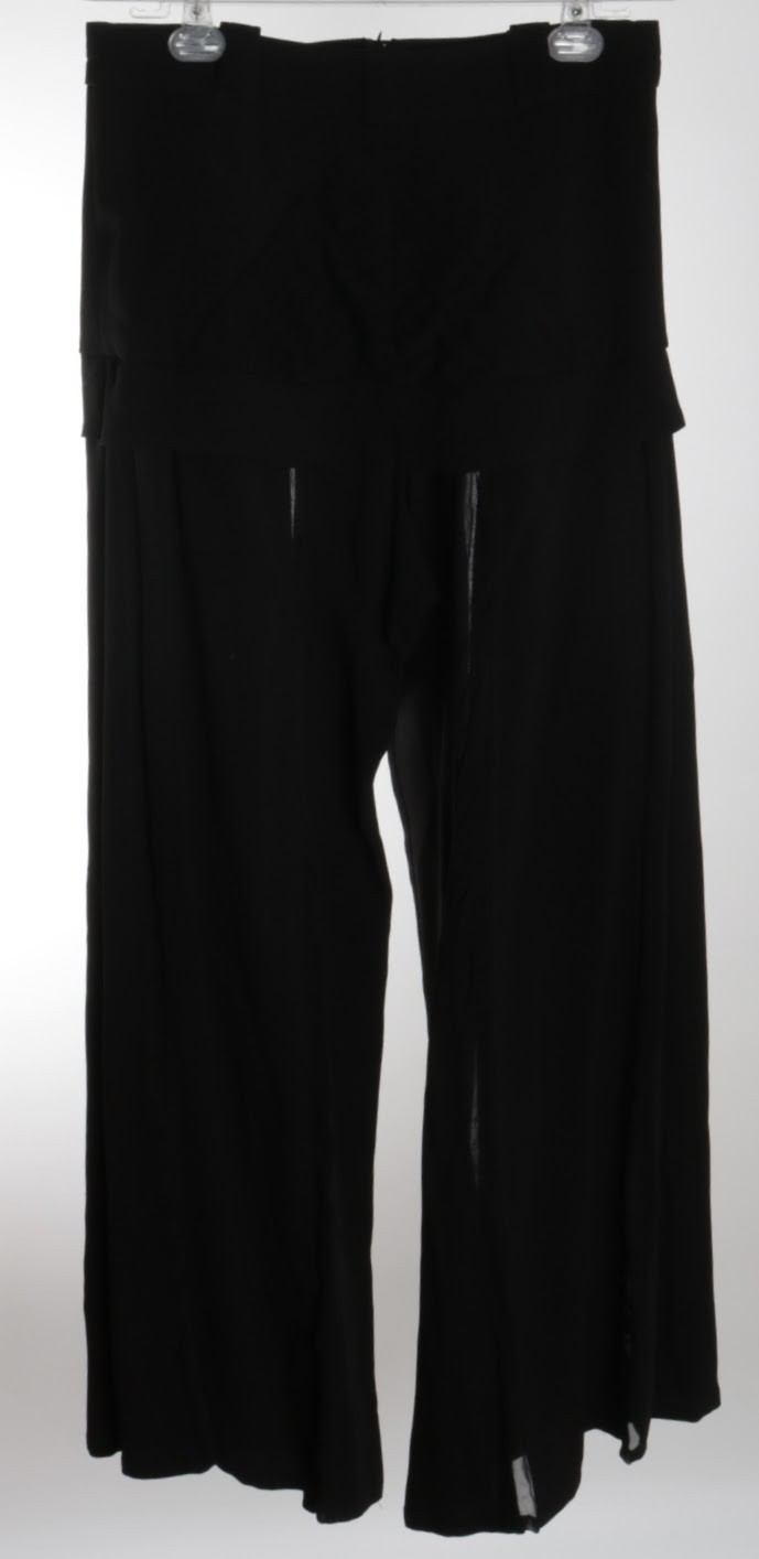 Calça Pantalona - Sophia Hegg - 36