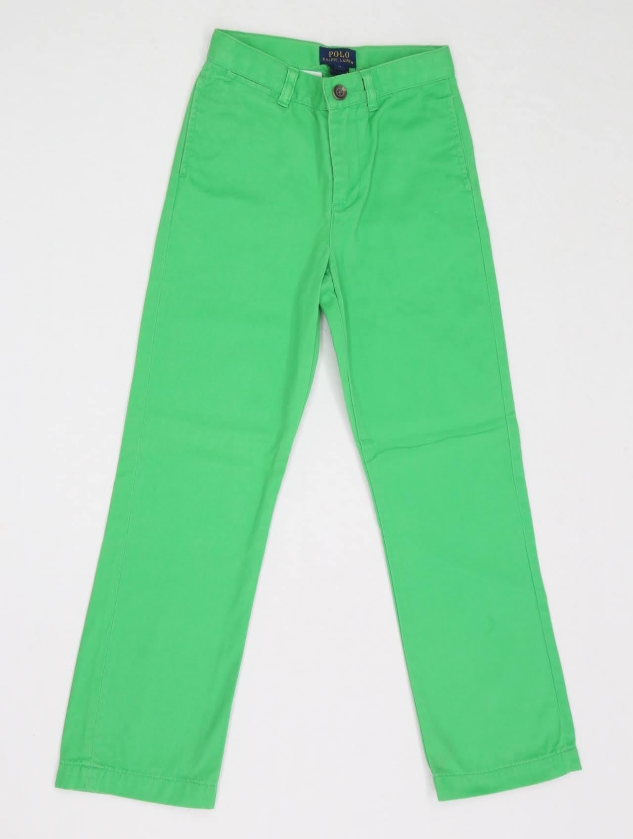 Calça Reta - Ralph Lauren - 07 Anos