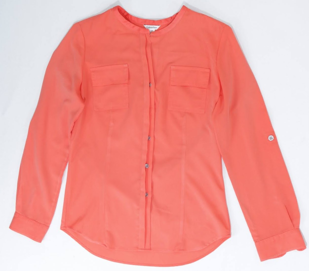 Camisa Calvin Klein - Tam P