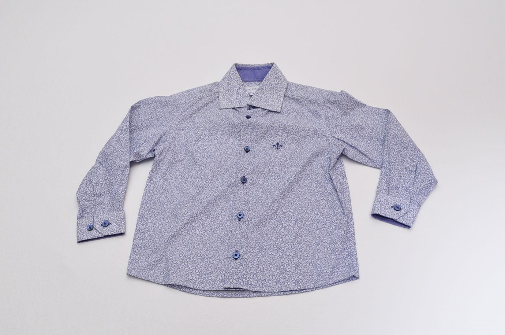 Camisa Dudalina- Tam 04 anos