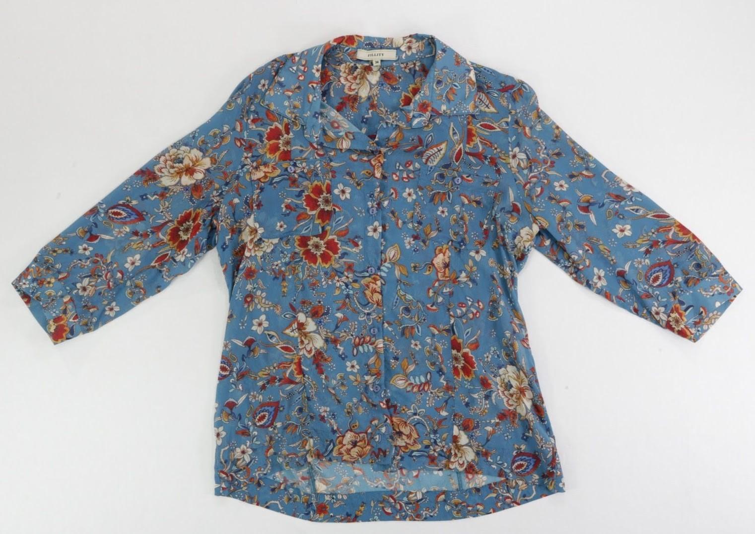 Camisa Fillity - Tam 36
