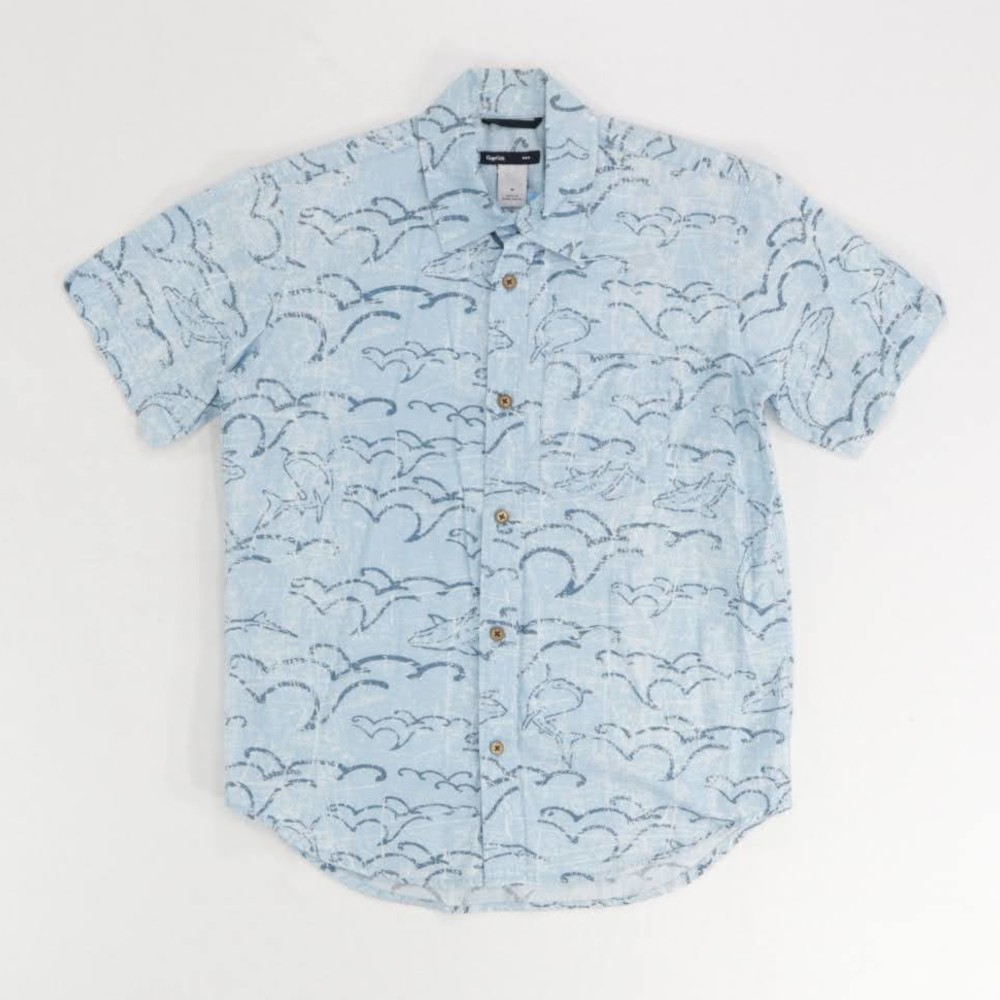Camisa Gap- Tam M (Infantil)