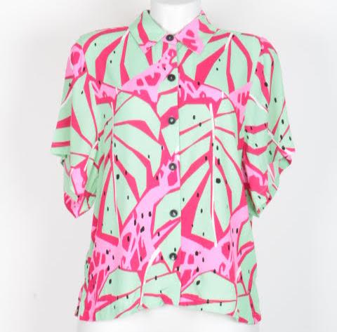 Camisa Manga Curta - Shoulder - 40