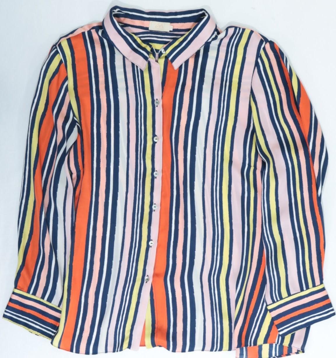 Camisa Manga Longa - Cia De Moda - 52