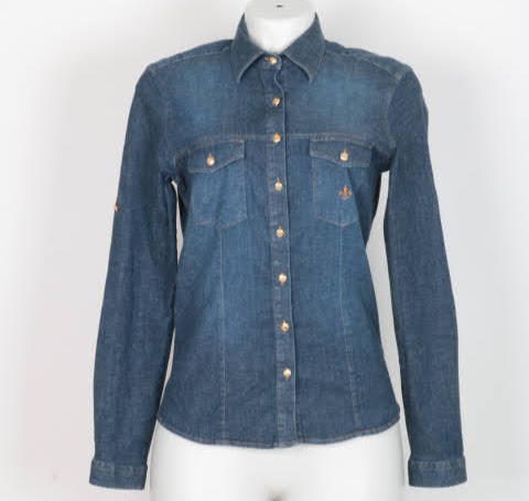 Camisa Manga Longa - Dudalina - 38